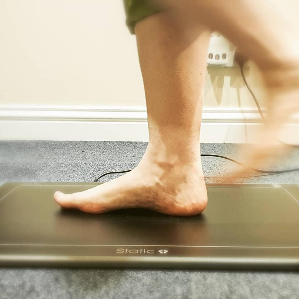 Book your gait scan