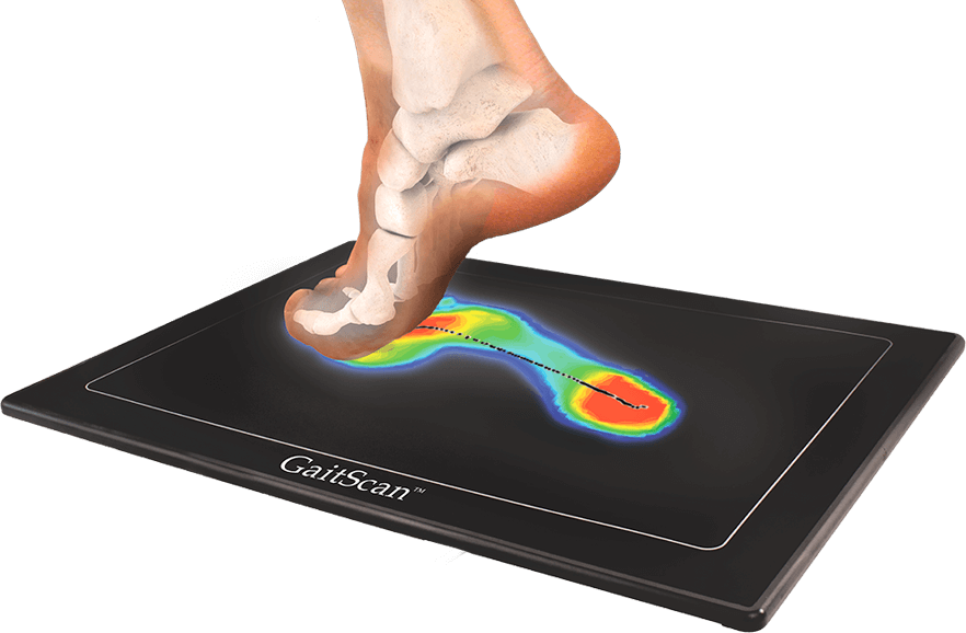 Book your gait scan